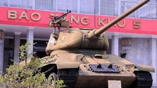 Послевоенная эпопея Т-34: Вьетнам