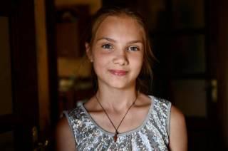 На Закарпатье маленькая девочка спасла детей во время грозы