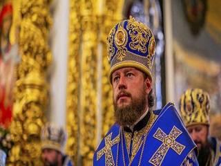 Епископ УПЦ призвал верующих объединяться в защиту веры и Церкви
