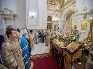 В Одессе верующие УПЦ отметили память святителя Иннокентия Херсонского