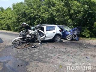 ДТП в Харьковской области: один человек погиб, четверо пострадали