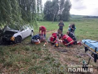 В Волынской области произошло кровавое ДТП с детьми