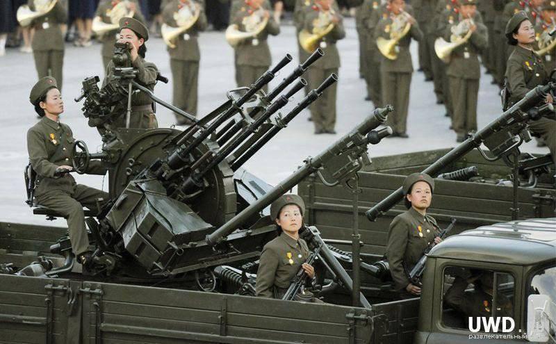 Стрелковое оружие Северной Кореи