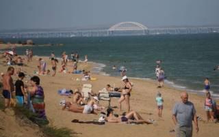 В аннексированном Крыму могут закрыть туристический сезон