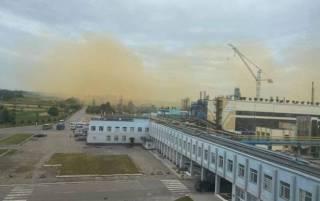 Названа предварительная причина аварии на химзаводе под Ровно