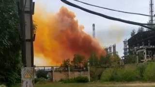 После аварии под Ровно на всех химически опасных объектах проведут внеплановые проверки