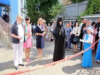 В Одессе УПЦ открыла приют для жертв домашнего насилия
