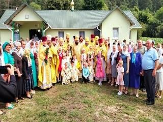 На Ровенщине, Днепропетровщине и Черкащине освятили новые храмы УПЦ