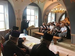 В Польше на съезде регентов представитель УПЦ рассказал об особенностях звучания песнопений Киевской лавры