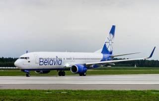 В Москве экстренно сел самолет из Минска