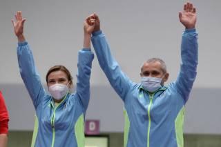 Копилка сборной Украины на Олимпийских играх пополнилась еще одной бронзовой медалью