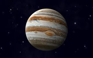Возле Юпитера заметили кое-что весьма странное