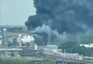 На известном немецком фармацевтическом заводе прогремел взрыв