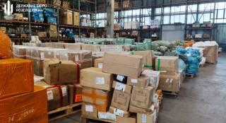 Следователи обнаружили на киевской таможне 30 тонн контрабандных товаров