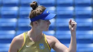 Элина Свитолина вышла в полуфинал Олимпиады в Токио