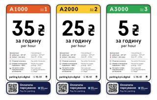 В КГГА хотят заставит киевлян оплачивать парковку возле дома
