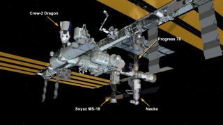 Российский лабораторный модуль создал непредвиденные проблемы на МКС