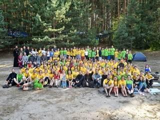 Под Киевом УПЦ проводит всеукраинский православный молодежный фестиваль
