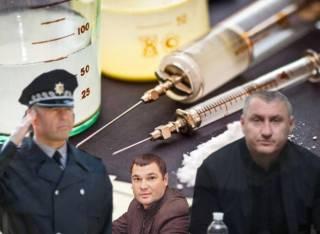 СМИ: Главные полицейские Запорожской области Лушпиенко и Невожай создали наркотрафик, покрывают кражи и проституцию