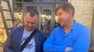 Милованов накатал заяву на поставившего ему фингал Данилюка