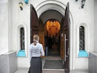 В УПЦ объяснили, что нужно делать перед тем, как войти в храм