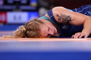 Украина завоевала еще одну медаль на Олимпиаде в Токио