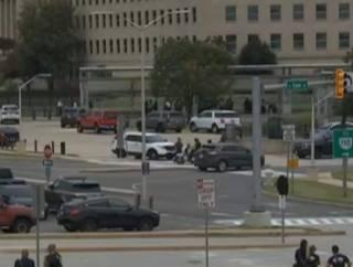 В США стрельба у Пентагона. Здание заблокировано