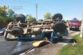 ДТП в Хмельницкой области: погиб ребенок, который ехал в грузовике
