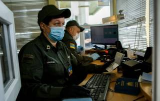 В Украине изменили правила пересечения границы
