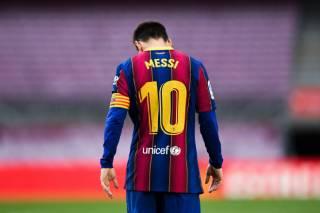 Легенда «Барселоны» Лео Месси покидает команду