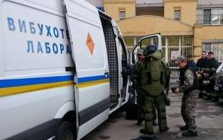 Киевлян предупредили о взрывах в городе