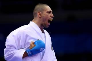 Копилка сборной Украины пополнилась еще одной олимпийской медалью