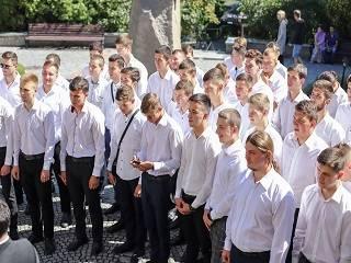 В Киевские духовные школы поступили 224 абитуриента