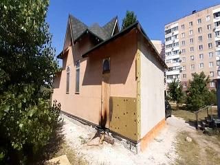 В Запорожье неизвестные подожгли храм УПЦ