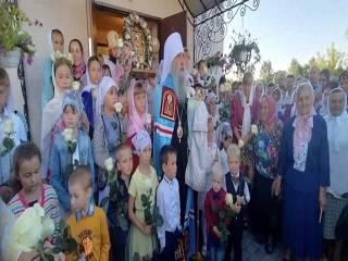 На Тернопольщине освятили новый храм УПЦ