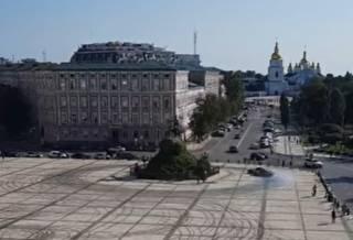 В центре Киева произошло кое-что возмутительное