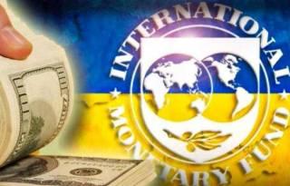 Дармовые миллиарды от МВФ уйдут на погашение долгов и «велике крадівництво»?