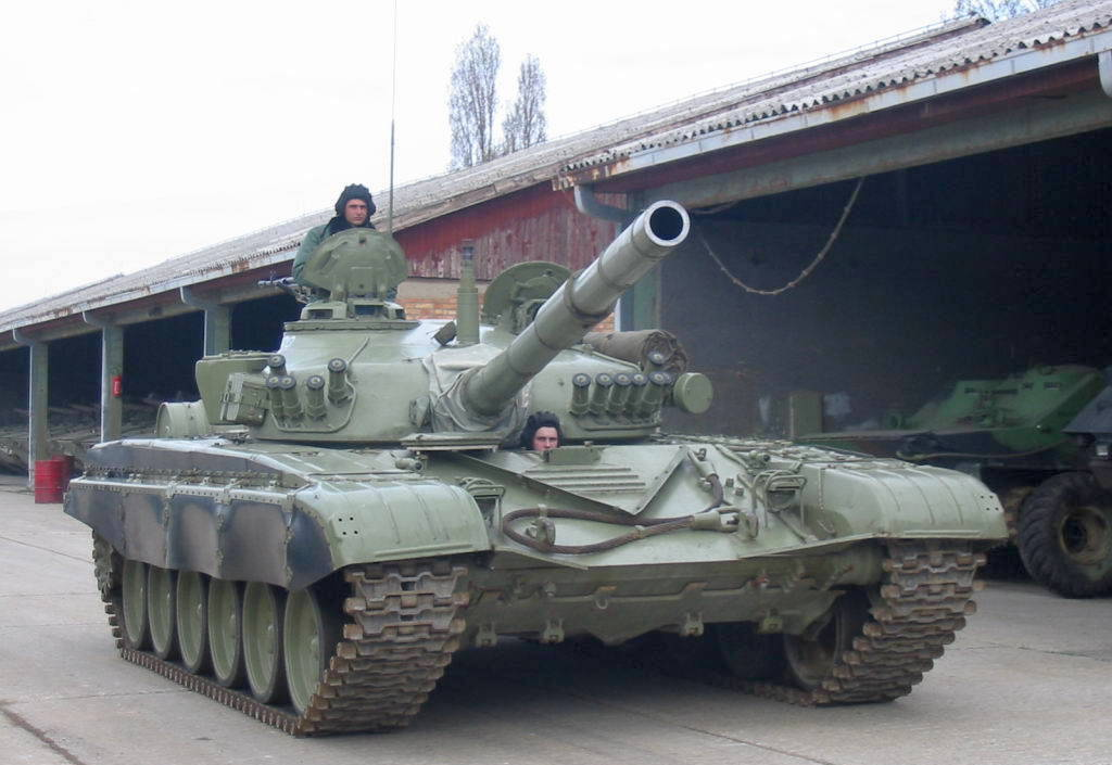 танк М-84