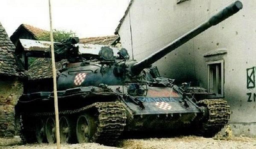 война в Хорватии