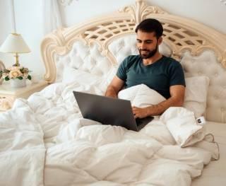 Почему стоит выбрать пуховое одеяло