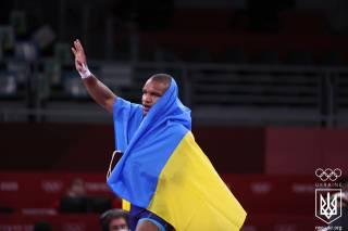 Единственный украинский чемпион Олимпийских игр в Токио стал жертвой расистов в центре Киева