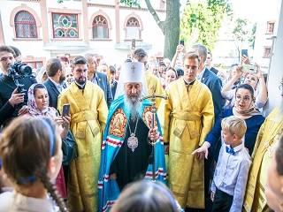 Митрополит Онуфрий рассказал, что объединяет всех христиан