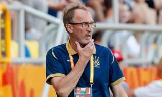 Сборную Украины возглавит чемпион мира