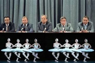 Как добивали СССР. Записки очевидца