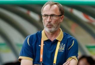 Сборная Украины по футболу получила нового главного тренера. Но с оговоркой