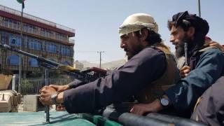 Талибы заявили, что взяли под контроль границу Афганистана