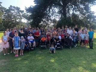 На Ровенщине УПЦ проводит съезд для детей с инвалидностью