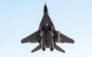 В России два дня подряд падают военные самолеты