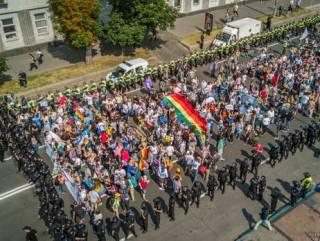 15 презервативов и три бочки с дерьмом: в полиции третий год хранятся важные улики по делу о Марше равенства