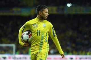 Бразильский футболист завершил карьеру в сборной Украины